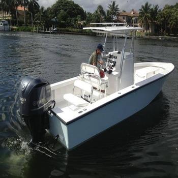 Rambo Boat